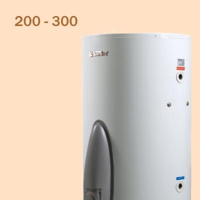 200 / 300 liters